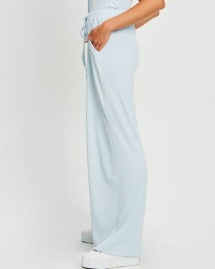 Calli Everyday Pants - Joggers (Baby Blue)