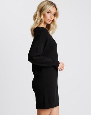 Tussah - Jacinta Knit Dress - Dresses (Black) Jacinta Knit Dress