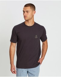 Barney Cools - Snake Embroidered Tee