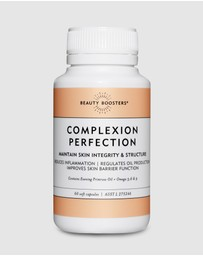 Beauty Boosters - Complexion Perfection - 60 Soft Gel Capsules
