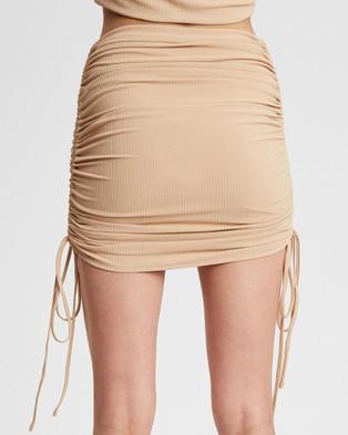 BWLDR Signora Skirt - Skirts (Tan)
