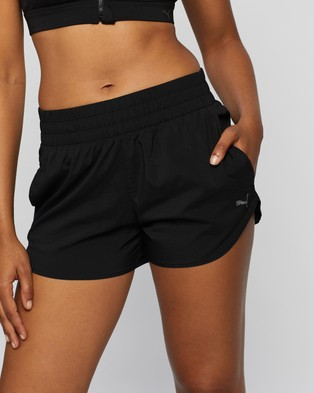 Puma Active Woven Shorts - Shorts (Puma Black)