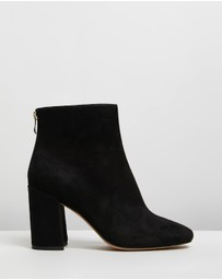 SPURR - Sally Wide-Fit Ankle Boots