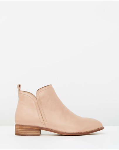 Walnut Melbourne - Douglas Leather Boots