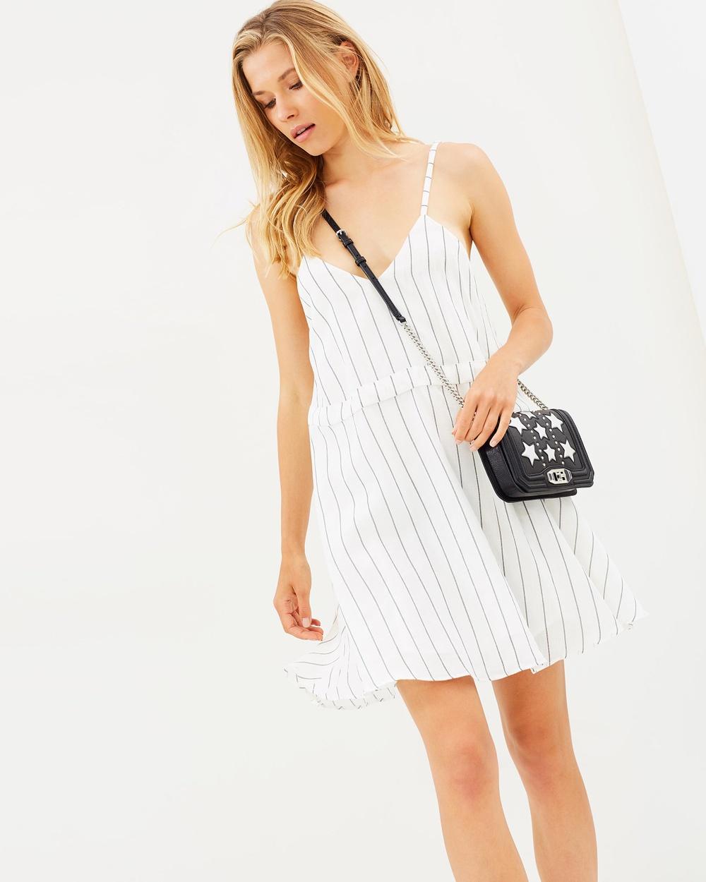 PFEIFFER Vance Mini Dress Dresses Salt Vance Mini Dress