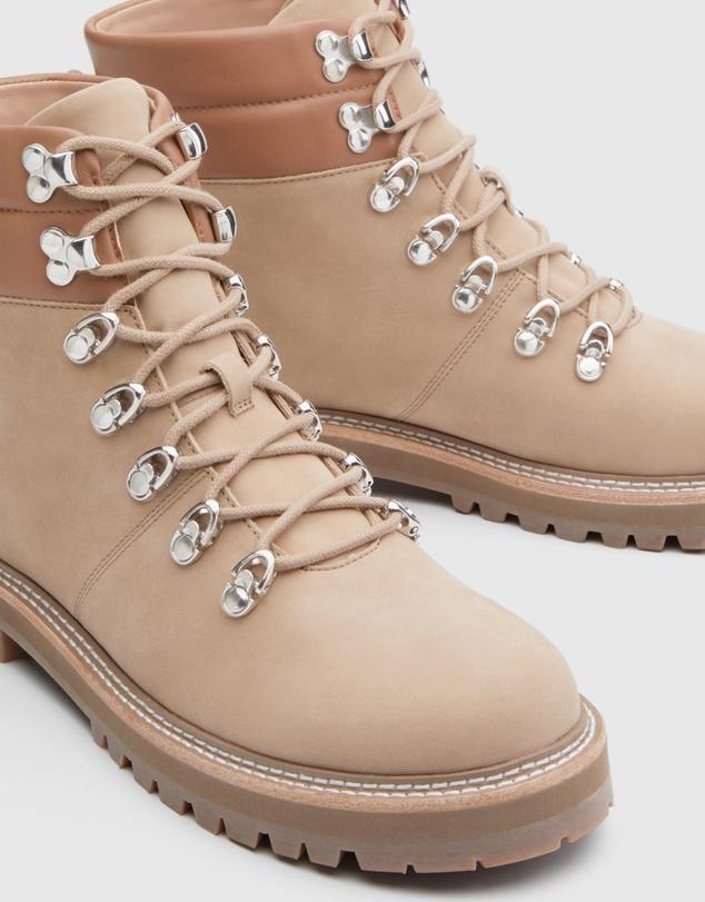 Women Fleur Nubuck Boot