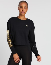 Puma - Rebel Crew Training Sweater