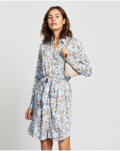 ONLY - Alma LS All-Over Print Dress