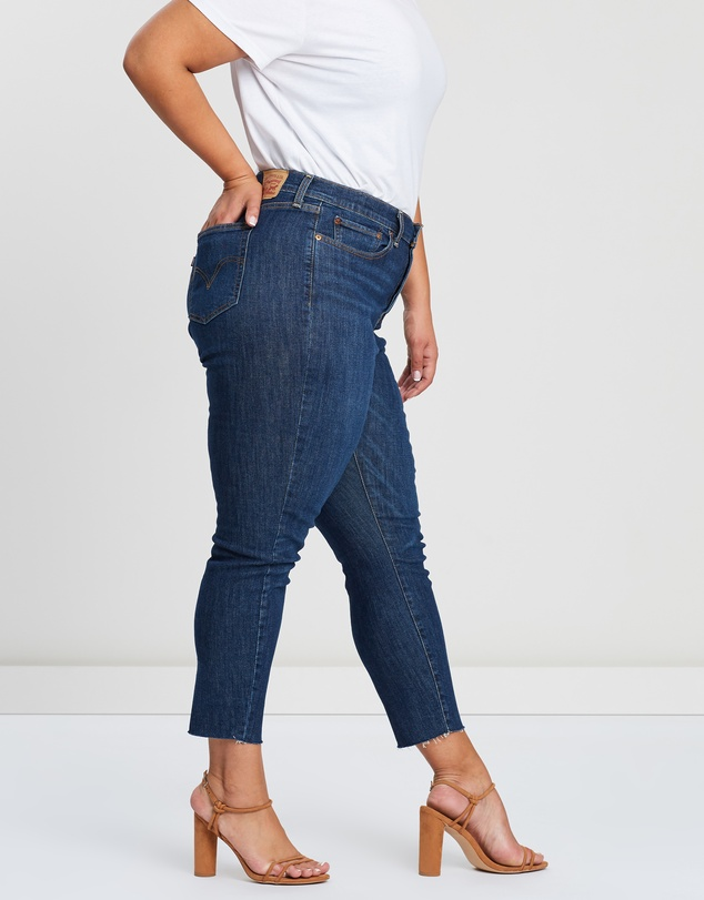 Levi's Plus - Wedgie Jeans