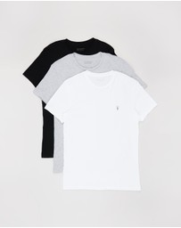 AllSaints - Tonic SS Crew Tee 3-Pack
