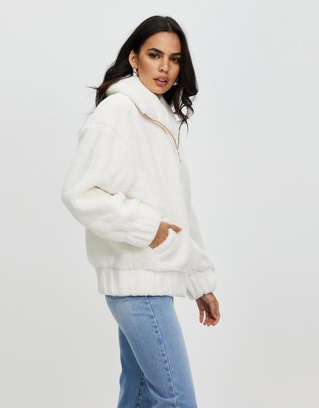 Women Sherpa Jacket