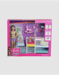 Barbie - Skipper Nurturing Playset