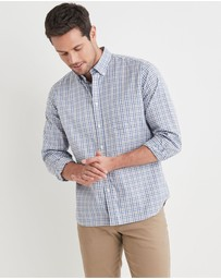 Blazer - Barnaby Long Sleeve Check Shirt