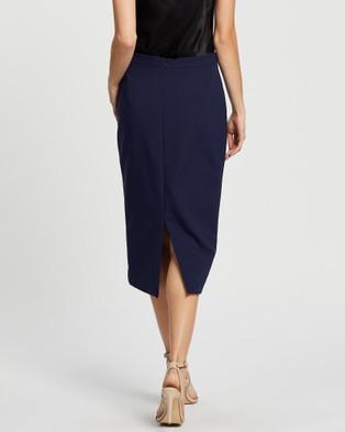 Farage Eleanor Skirt - Skirts (Blue)