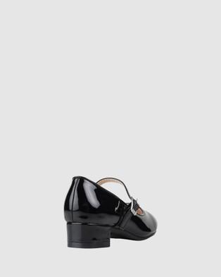 Miss Candy Lana - Flats (Black Patent)