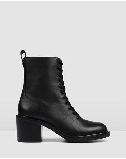 Jo Mercer - Amity Mid Ankle Boots