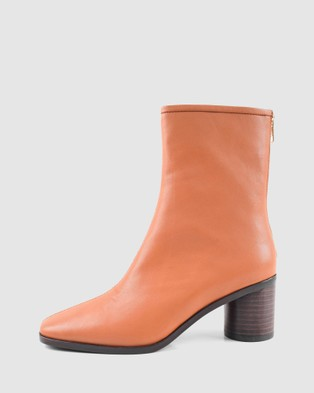 Sol Sana Ethan Boots - Dress Boots (Toffee)