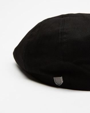 Brixton Brood Snap Cap - Headwear (Black)