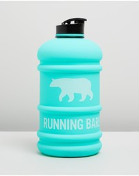 Running Bare - H2O Bear 2.2L Water Bottle
