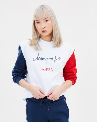 Ellie Pullover Sweater by Le Coq Sportif Online  c62376502