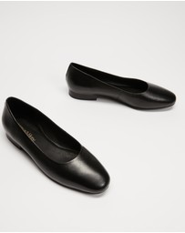 Atmos&Here - Deborah Soft Leather Flats