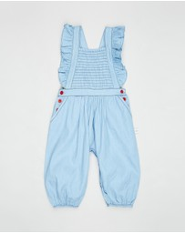 Mia Playsuit - Babies