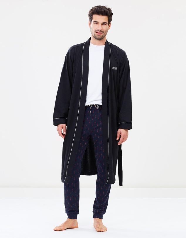 BOSS - Cotton Robe