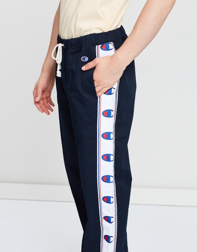 Champion EU - Woven Heavyweight Tape Pants