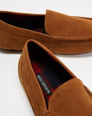 Staple Superior Classic Slippers - Slippers & Accessories (Tan)