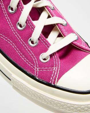 Converse Chuck Taylor All Star '70 Vintage Hi Top Unisex - Sneakers (Cactus Flower, Black & Egret)