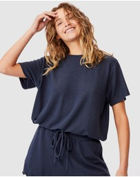 Cotton On Body - Super Soft Draw Cord T-Shirt