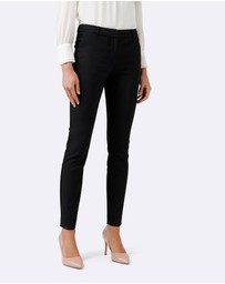 Forever New - Faye Full Length Slim Pants