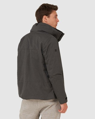 Superdry Hurricane Jacket - Coats & Jackets (Black Marle)