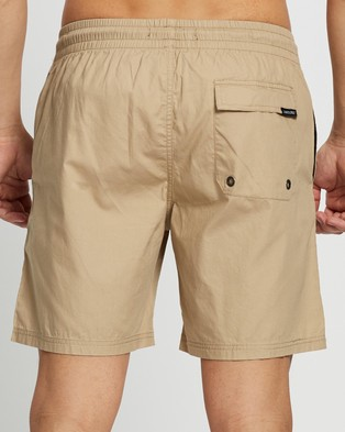 Santa Cruz Cruzier Solid Short - Shorts (Tan)