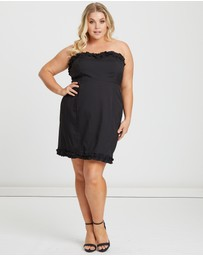 Atmos&Here Curvy - Fabiana Mini Dress