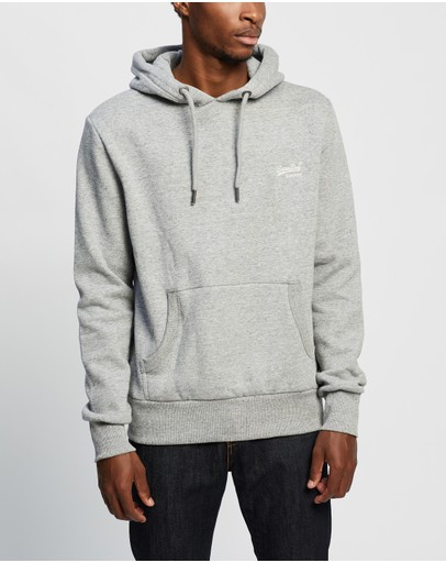 Superdry - Orange Label Classic Hood