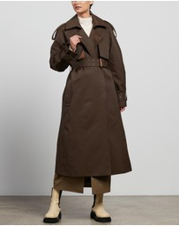CAMILLA AND MARC - Madine Trench Coat