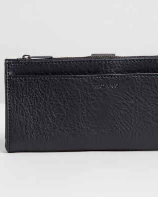 MATT & NAT Motiv Bifold Wallet - Wallets (Black)