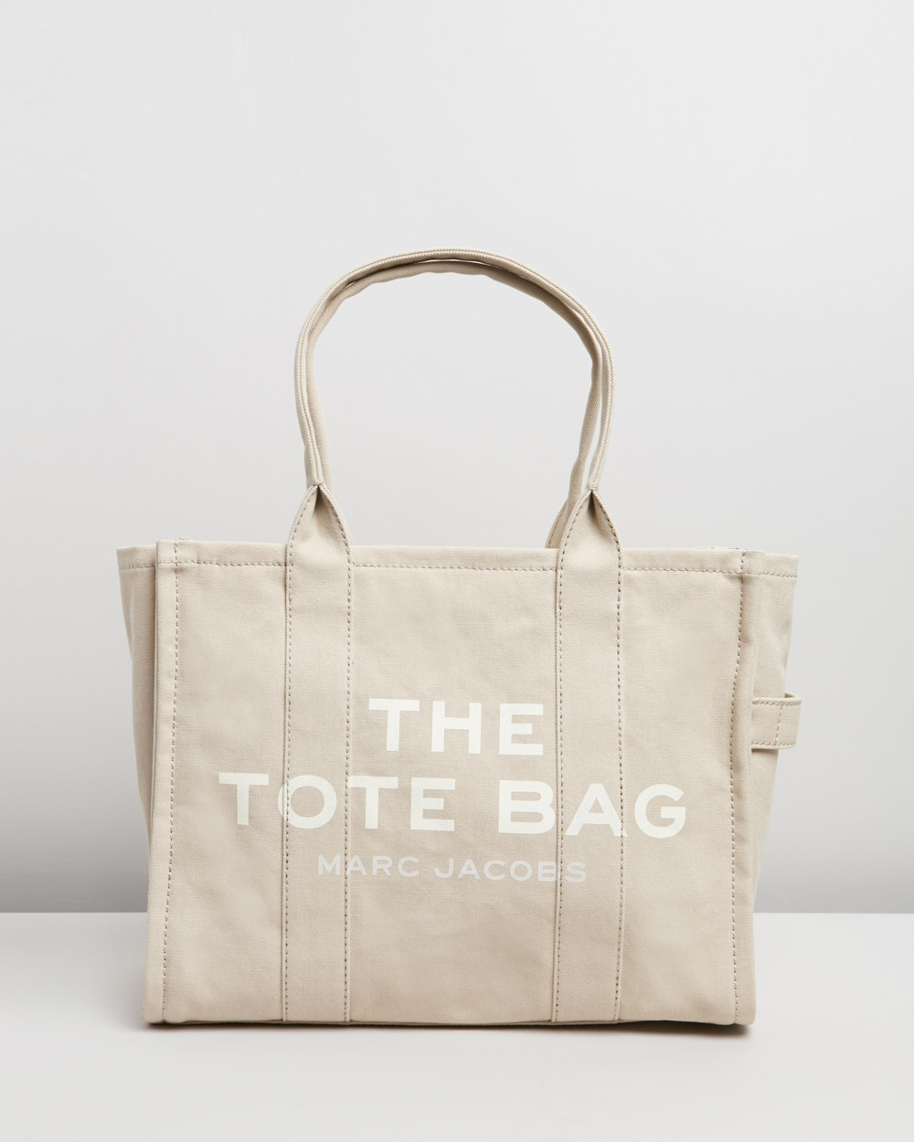 The Marc Jacobs THE LARGE TOTE Bags Beige