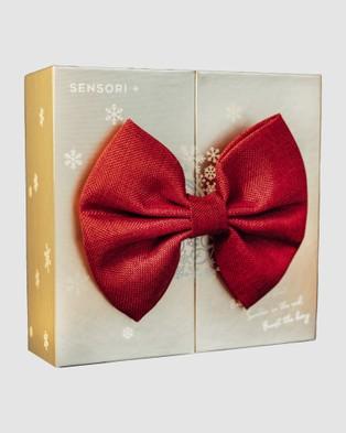 SENSORI + Berry Burst Cinnamon Diffuser - Home Fragrance (Berry Burst)