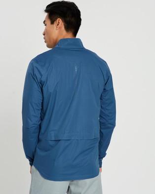 ASICS Ventilate Jacket   Men's - Coats & Jackets (Grand Shark)