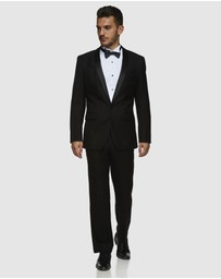 Kelly Country - Kelly Country PGH Pure Wool Black Dinner Suit Set
