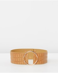 Ginger & Smart - Anais Ring Belt