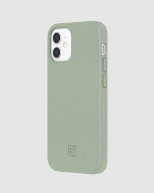 Incipio Organicore Case For iPhone 12 Mini - Tech Accessories (Green)