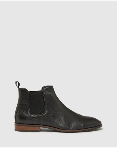 Oxford - Oslo Leather Chelsea Boots