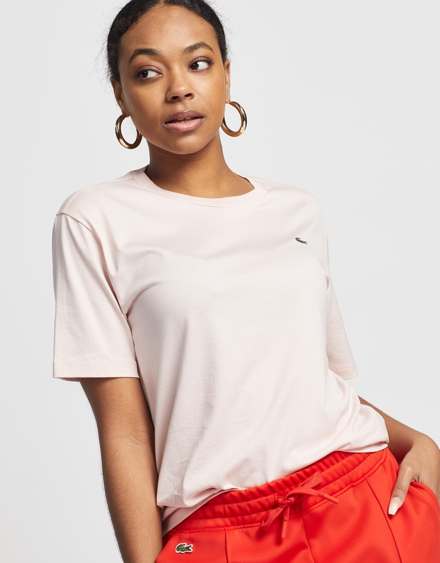 Lacoste - Classic Soft Jersey T-Shirt