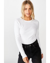 Cotton On - The Turn Back Long Sleeve Top