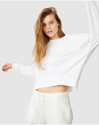 Cotton On - Holly Boxy Panel Crop Crew