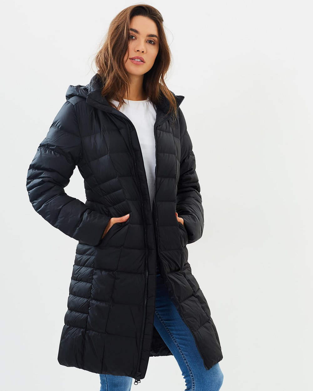 Women s Metropolis Parka II by The North Face Online  7058ef716