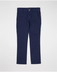 Tommy Hilfiger Kids - Essential Skinny Chinos - Teens